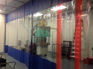 Industrial Curtain 5