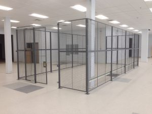 Wire Mesh Enclosures