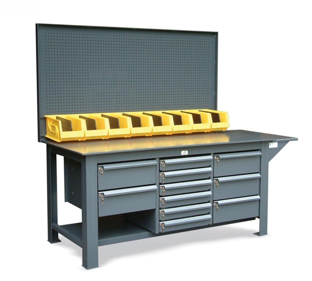 Industrial Heavy Duty Workbench