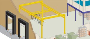 Industrial Cranes and Intelligent Lifting Devices