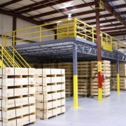 Benefits of Using Mezzanines in Your Warehouse