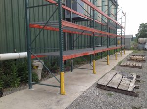 Outdoor Pallet Racks