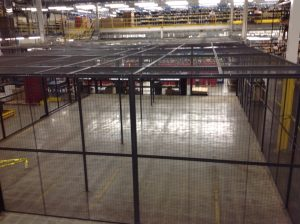 Enclosed Cage