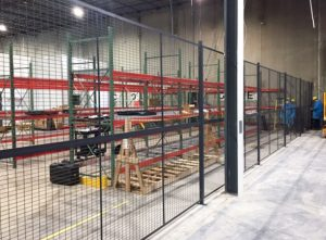 Fencing and Pallet Racking