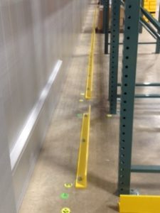 Pallet Stop Angles
