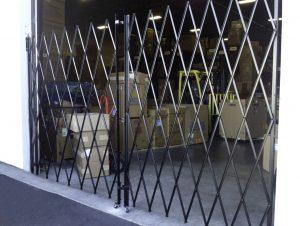 Scissor Gate