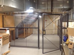 Storage Fencing