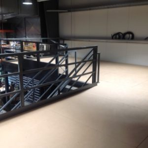 Shop Storage Mezzanine 1