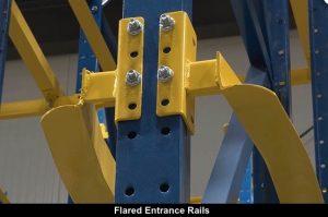 Flared Rails